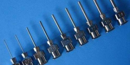 视觉点胶机胶体使用及针头的选配